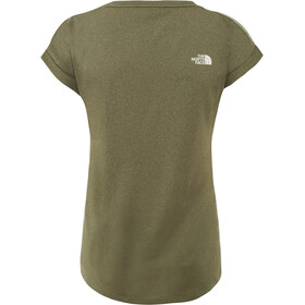The North Face Tanken - T-shirt manches courtes Femme - olive